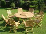 ... Furniture with the Interesting Design » Teak Wood Garden Furniture