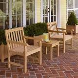 oxford garden chadwick chat set traditional patio furniture and