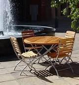 Oxford garden furniture set