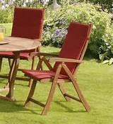 Suntime Garden Furniture New Oxford Reclining Wooden Garden Chair ...
