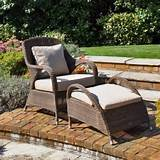 Rattan Outdoor Furniture with waterproof cushions