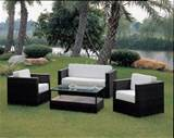 Why Rattan Makes The Best Garden Furniture