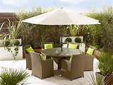 home rattan garden furniture for dining or relaxing living it up
