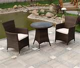 Garden Furniture Wicker Rattan Garden Furniture 2 Seater Rattan Garden ...
