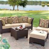 outdoor wicker furniture by dandsfurniture.net