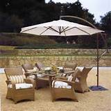 all weather rattan garden furniture or natural weave