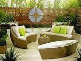 ... Rattan Furniture Style VS Wood Furniture Style: Garden Rattan