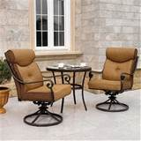 better homes and gardens mika ridge 3 piece bistro set seats 2