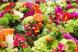 Park Florist: Summer garden flowers for rehearsal dinner