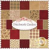 Patchwork Garden By Kathy Schmitz For Moda Fabrics - Expected Arrival ...