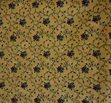 ... about Kansas Troubles Quilt Fabric -Garden Inspirations - Tan - Moda