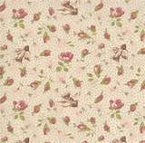 Moda Blackbird Designs Garden Party 2651 16 Bird Cream