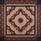 bright star flower quilt pattern ebd 902 lap