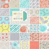 moda modern roses layer cake 10 precut fabric quilting cotton squares