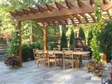 garden inspiration pergola