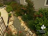 ... creek bed Donna and Mike Fowler Hutto garden Central Texas Gardener