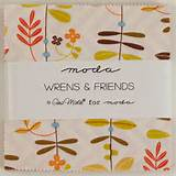 wrens and friends charm pack fabric moda reg 9 50