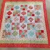 Moda charm pack quilt . 38