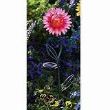 moonrays 92202 multi colour flower solar led garden light only 18 99