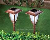 moonrays classical carriage lamp solar powered garden stake lights
