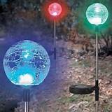 moonrays garden solar lights