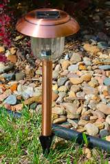 moonrays 91391 solar white led garden outdoor lawn lights lamp bronze