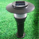can be easily achieved through the use of solar powered garden lights