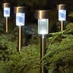 garden lights solar powered amorphous solar panel best in low light