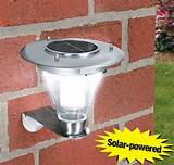 to use the solar powered light like this nice looking solar light