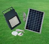 Outdoor-led-solar-powered-garden-wall-PIR-sensor-led-solar-flood-light ...