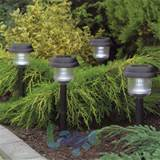 ... Energy Cost Using the Solar Garden Décor : Solar Lights Garden Decor