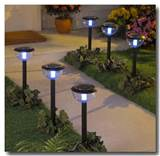 Types of Outdoor Solar Lights