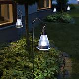 hanging led solar garden light konstsmide assisi 7632 000