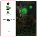 solar garden decorative light hl013 4