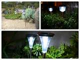 how do solar garden lights decorative garden solar lights