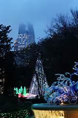 Atlanta Botanical Garden {Garden Lights}-Been There