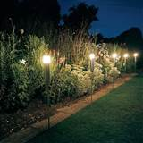 Solar outdoor lighting Australia