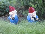Garden Gnomes are widely regarded as friendly, whimsical, peaceful ...