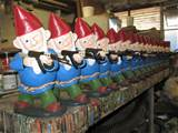 combat garden gnomes for sale