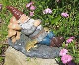 Garden Gnome Mid Day Naps