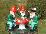 Are garden gnomes making a comeback? - Interiors - Property - The ...