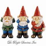 Garden Gnome Set