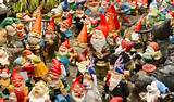 Gnomes have the last laugh as Chelsea Flower Show lift the ban after ...