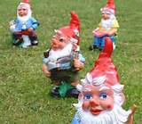 the history of the garden gnome