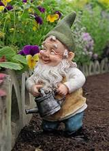 ... has agreed to lift its ban on garden gnomes at the Chelsea Flower Show