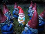 Nerd Chrismukah Wishlist: Zombie Garden Gnomes