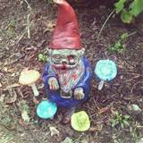 Attack of the Zombie Garden Gnome