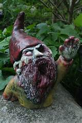 zombie groundbreaker garden gnome
