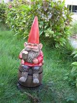 china garden gnome funny supplier