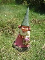 mini stock resin funny garden gnomes for gardening ornament